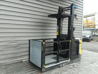 Carrelli commissionatori combinato Caterpillar NOH10N - 2