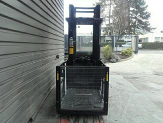 Carrelli commissionatori combinato Caterpillar NOH10N - 5