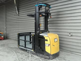 Carrelli commissionatori combinato Caterpillar NOH10N - 4