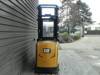Carrelli commissionatori combinato Caterpillar NOH10N - 6