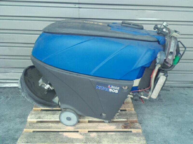 Lavasciuga dulevo h505 in vendita su capm europe for Consiglio lavasciuga