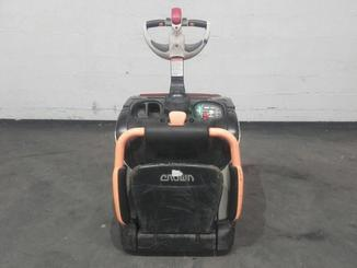 Transpallet guida in accompagnamento Crown WT3040 - 4