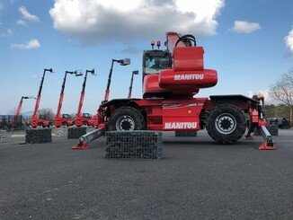 Telescopico Manitou MRT 2150 PRIVILEGE PLUS - 1